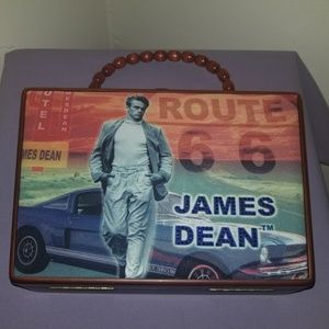 James Dean Cigar Box Purse